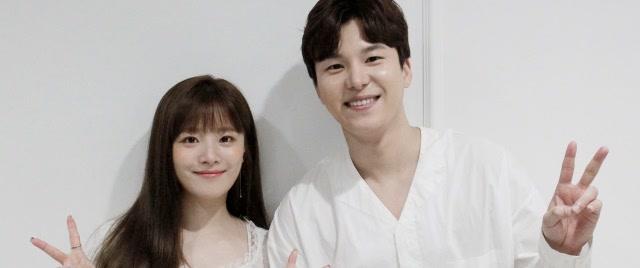 Bài hát The First Night - Kim Won Joo