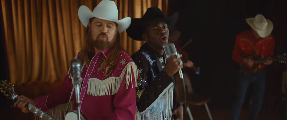 Bài hát Old Town Road (Remix) - Lil Nas X, Billy Ray Cyrus
