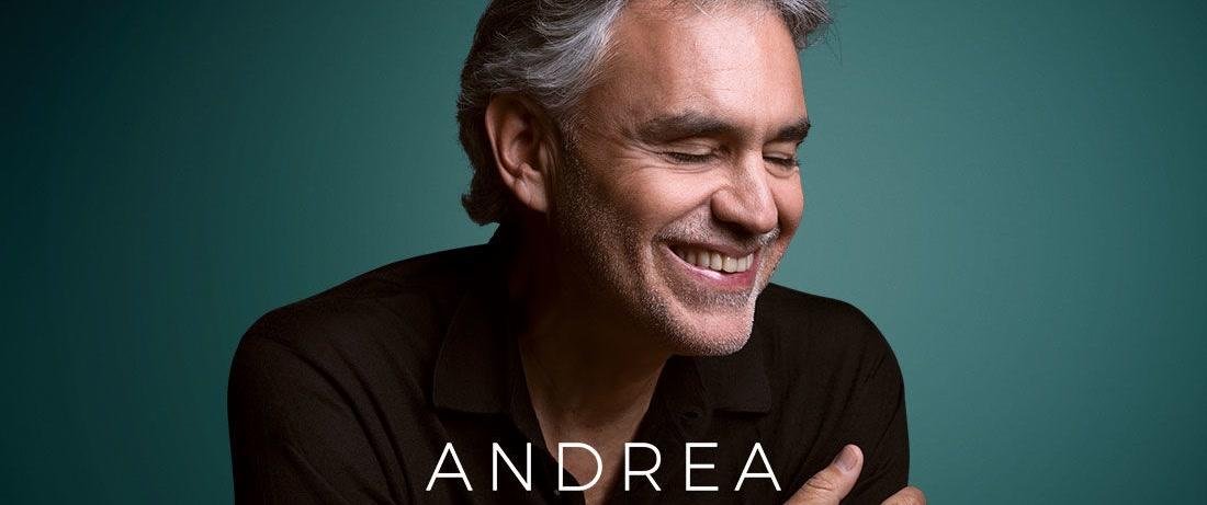 Album Sì - Andrea Bocelli