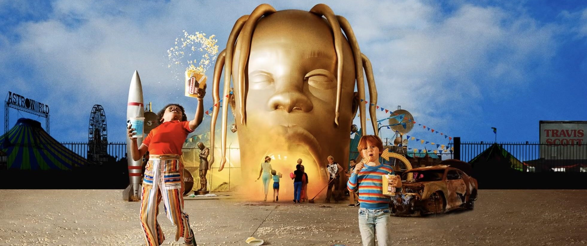 Album ASTROWORLD - Travis Scott