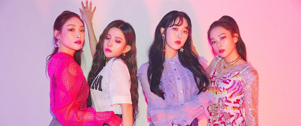 Bài hát Wow Thing - Seulgi, SinB, CHUNG HA, Soyeon