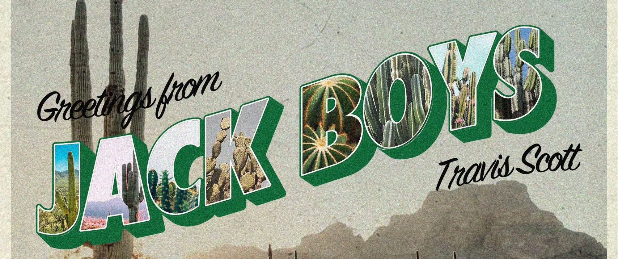 Album JACKBOYS - JACKBOYS, Travis Scott