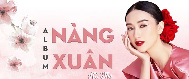 Album Nàng Xuân - Hà Thu