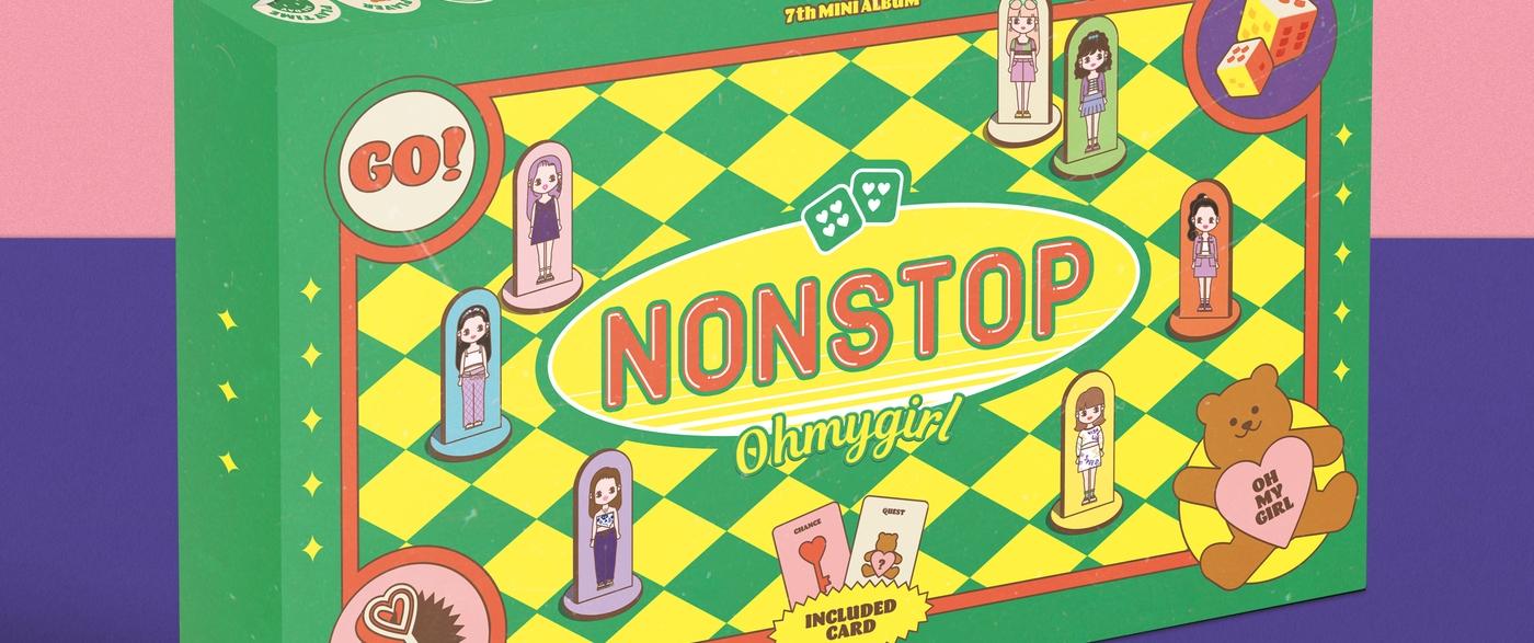 Album NONSTOP - OH MY GIRL