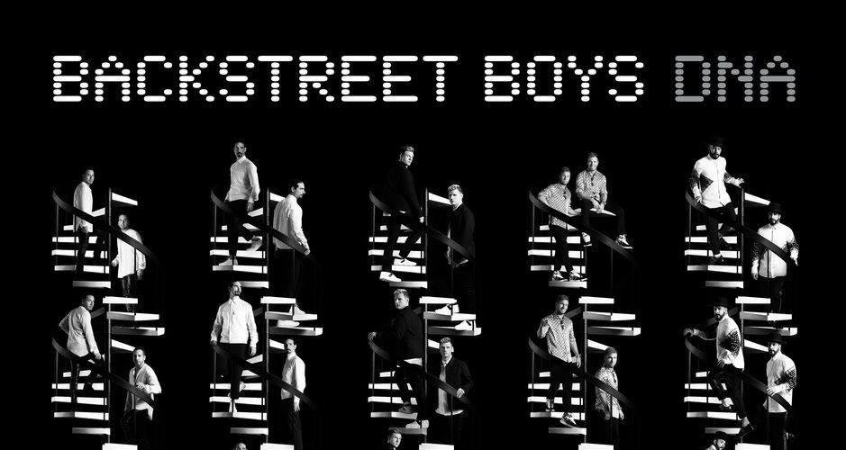 Album DNA - Backstreet Boys