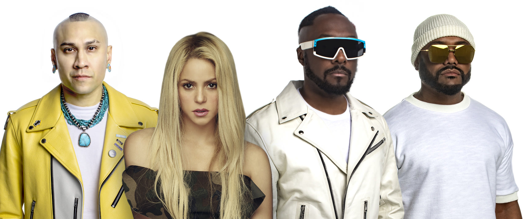 Bài hát GIRL LIKE ME - Black Eyed Peas, Shakira