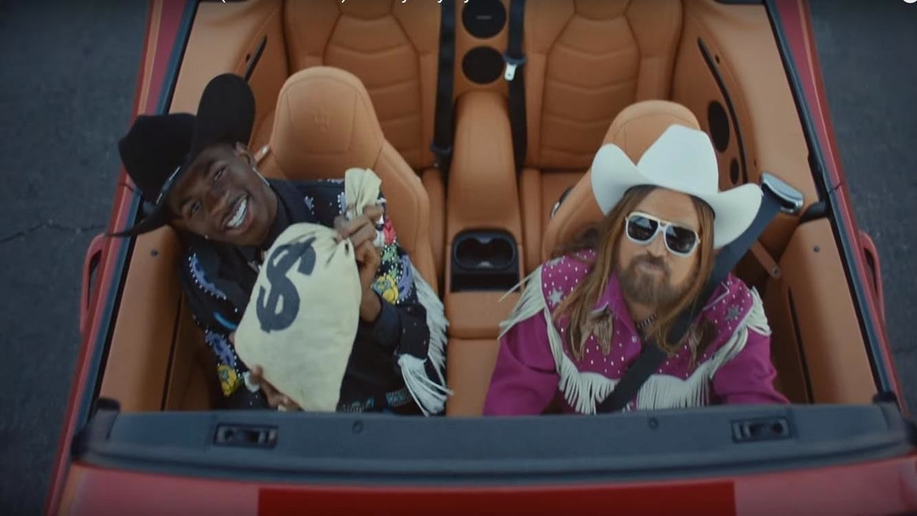 Old Town Road (Remix) - Lil Nas X, Billy Ray Cyrus
