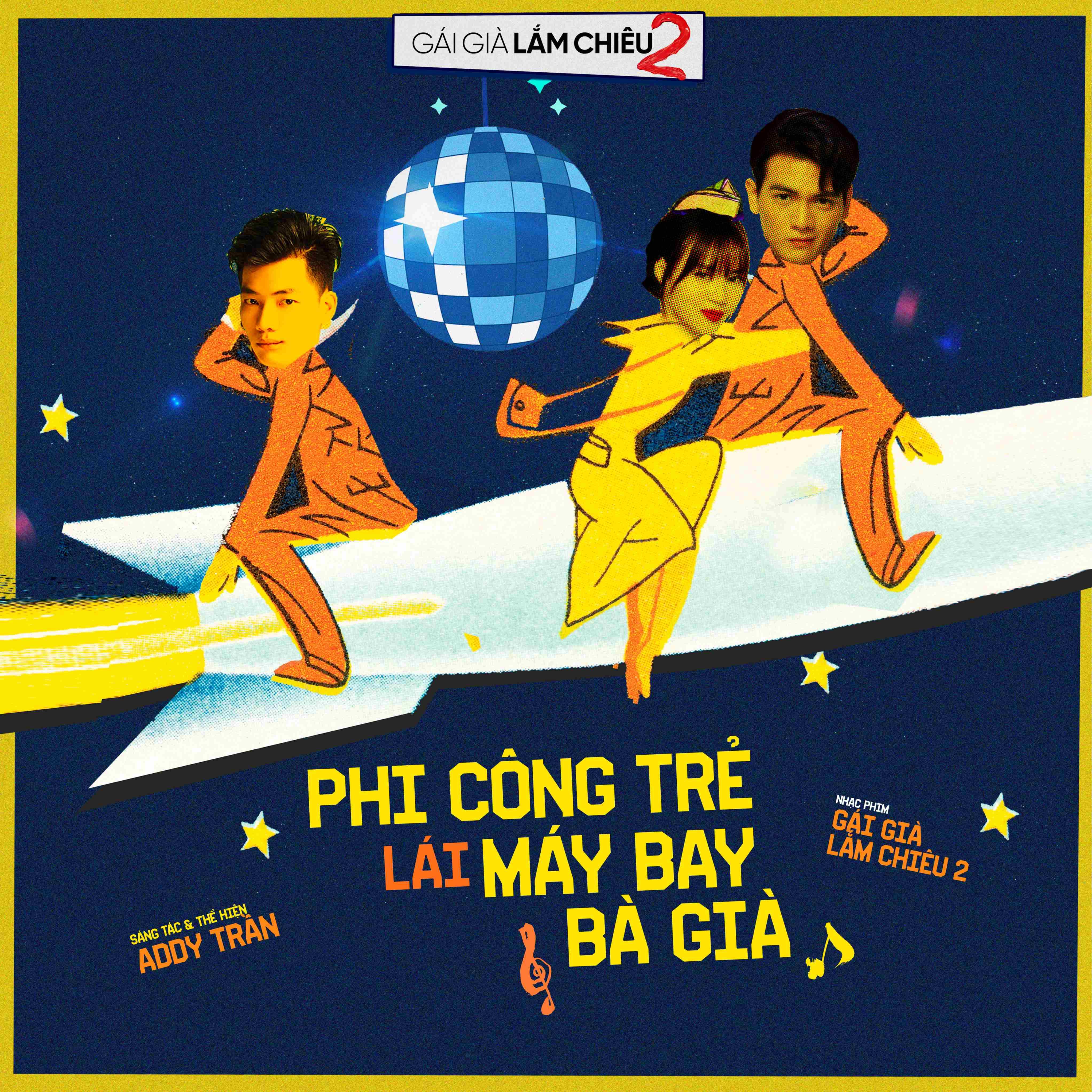 Lai Lai Jokar Rimex Sang Mp3: Phi Công Trẻ Lái Máy Bay Bà Già (Linh Ku Remix) (Gái Già