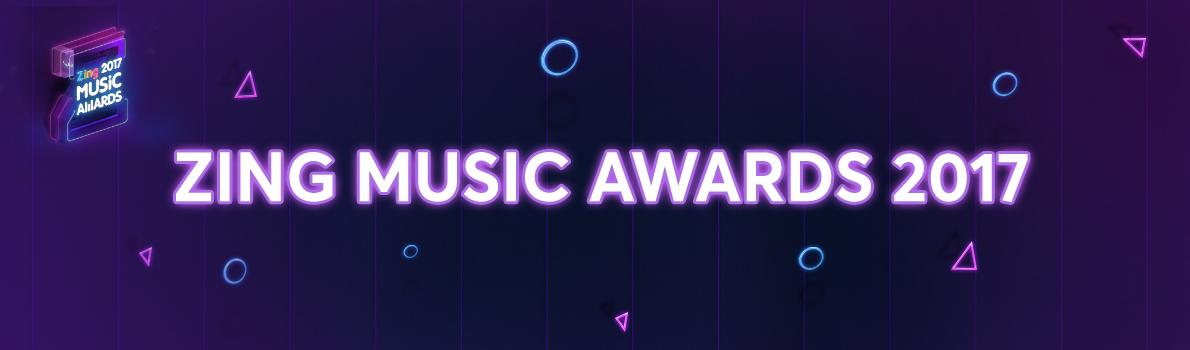 Zing Music Awards 2017