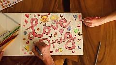 LOVE DRUG (Lyric video) - Die Antwoord