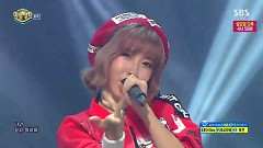 Why Not (161127 Inkigayo) - BULLDOK