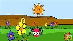Incy Wincy Spider (Nursery Rhyme)