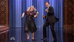 History Of Duets (Live On Jimmy Fallon 03-02-2015) - Kelly Clarkson , Jimmy Fallon