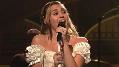 I Would Die For You (Live At SNL) - Miley Cyrus