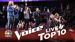 Bless The Broken Road/Stand (The Voice 2014 Top 10) - Chris Jamison , Damien , Matt McAndrew , Taylor John Williams , DaNica Shirey , Reagan James , Craig Wayne Boyd , Ryan Sill , 7 Flowers