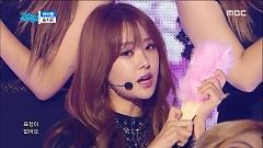 Bobby Doll (1001 Music Core) - Song Ji Eun