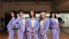 Love Game Dance (Practice Suit Ver.) - LABOUM