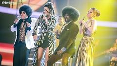 That's The Way (I Like It) / Get Down Tonight (The Voice UK 2015: The Live Semi-Final) - Will.i.am , Sheena McHugh , Vikesh Champaneri