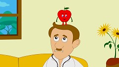 An Apple a Day - Nursery Rhymes - Popular Nursery Rhymes