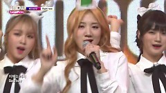 Right Now (161221 Comeback Stage) - Baby Boo
