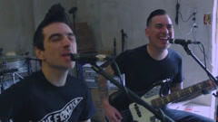 The Debate Is Over (If You Want It) (Acoustic) - Anti-Flag