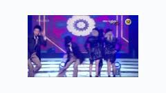 Suspicious Guy (4.6.2010 Music Bank) - Lee Jung Hyun