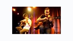 Canon In D (Live @ NYC Canal Room) - Trace Bundy,Sungha Jung