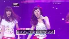Messing Around (121012 Music Bank) - BBde Girl