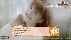 Marry Me (Vietsub) - Goo Hye Sun