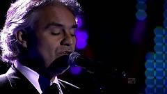 Un Amore Cosi Grande (World Music Awards) - Andrea Bocelli