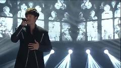 Men Are All Like That (121209 Inkigayo) - Kim Jong Kook