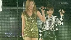 Honey + Don't Leave Me + Kiss (JYP Nation in Japan 2012) - JYP Nation