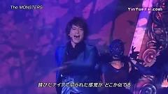 MONSTERS (FNS 2012) - SMAP,Yamashita Tomohisa