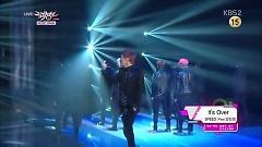 It's Over (130118 Music Bank) - SPEED,Kang Min Kyung (Davichi)