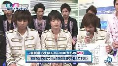 Talk + Kisu Umai Kiss Your Mind (Music Station 2013.03.29) - Kis-My-Ft2