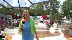 Only Teardrops (ZDF-Fernsehgarten 2013) - Emmelie De Forest