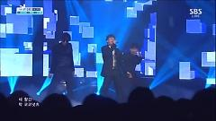 Let's Talk About Love (!30915 Inkigayo) - SeungRi , G-Dragon , Tae Yang