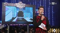 Kim Woo Bin Mc Cuts Busker Busker No.1 (131010 M!Countdown) - Kim Woo-Bin