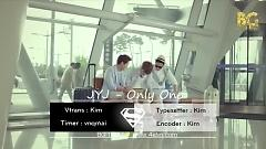 Only One (2014 Incheon Asiad Song) (Vietsub) - JYJ