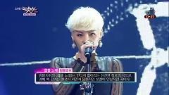 The Virulent Song (140117 Music Bank) - Rumble Fish