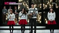 Don't Leave Me (Kpop Star Season 3) - Short Girls , Peter Han