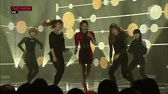Beep (140305 SBS The Show All About K-pop) - Park Ji Yoon