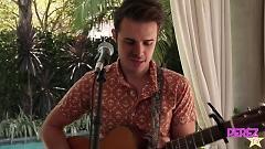 Team & Pompeii (Acoustic Perez Hilton Performance) - Kris Allen