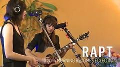 Rapt (Live On KCRW)