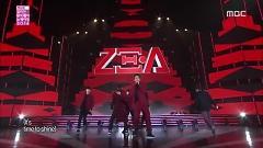 Breathe (141207 Korean Music Wave In Beijing) - ZE:A
