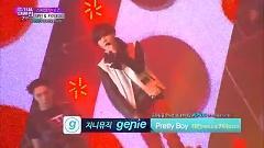 Pretty Boy (2014 MBC Music Awards) - Taemin , Kai