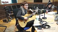 Gwanghwamoon Love Song (150219 MBC Radio) - Chu Ga Yeoul