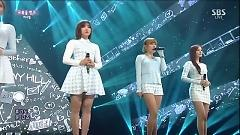 Child In Time (150215 Inkigayo) - Sunny Hill