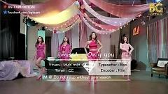 Only You (Dance Ver.) (Vietsub)