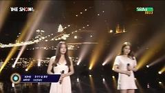 Ju Ju Ju (150428 The Show) - Gavy N.J